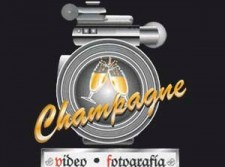 Champagne foto y video