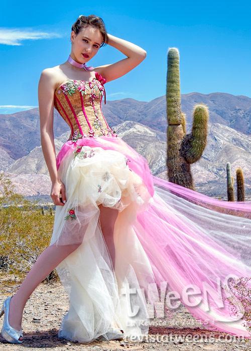 32a9bef87 Perea Design - Vestidos de 15 - Revista Tweens