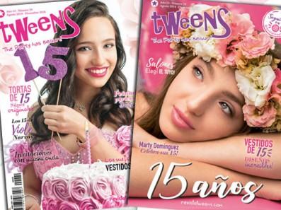 Frases Para Tarjetas E Invitaciones De 15 Años Revista Tweens