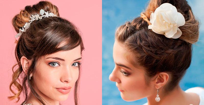 Peinados De 15 Recogidos Super Elegantes Y Frescos Revista Tweens