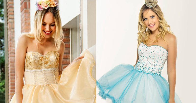Los mejores vestidos cortos de fiesta