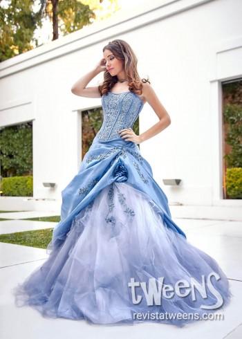 809a633f78 Vestidos de 15 Años - Revista Tweens