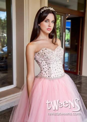 6f215e9842a Vestidos de 15 Años - Revista Tweens